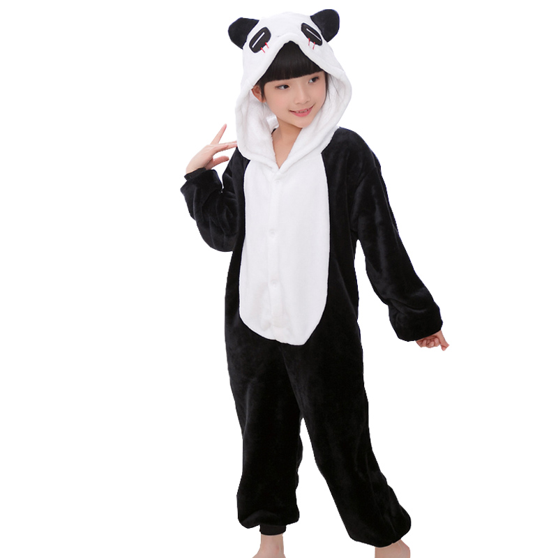 f22ccc04fa1 PANDA Bear Animal Jumpsuit Costume for Kids School Play