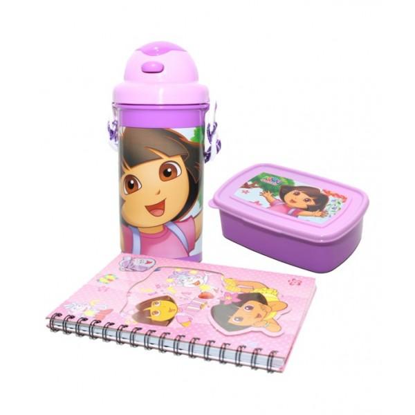 Dora The Explorer Combo Gift Set