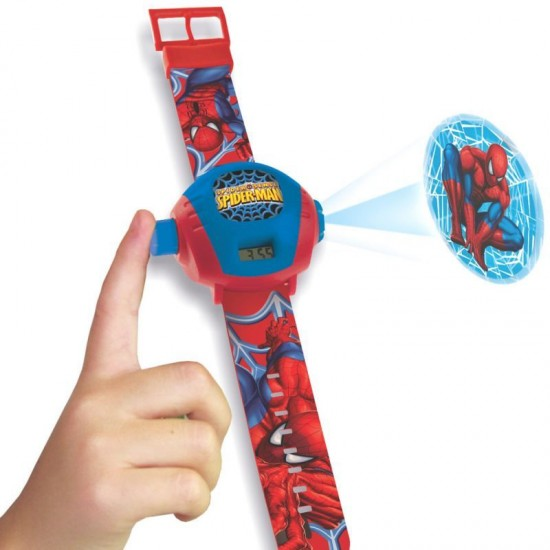 Spider Man Projector Light  Watch