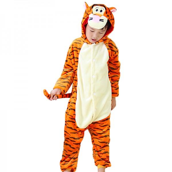 sc 1 st  School Uniform u0026 Kids Costumes Online Store Pakistan & Tiger Animal Jumpsuit Costume for Kids School Play