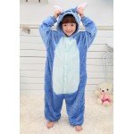 Stitch Funny Dog Animal Jumpsuit Costume for Kids School
