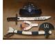 4 Pcs Set Ertugrul Kit Including Sword Axe Hat And Slingshot