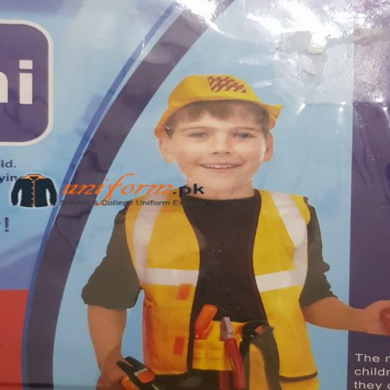 Construction Worker Costume For Kids Buy Online In Pakistan