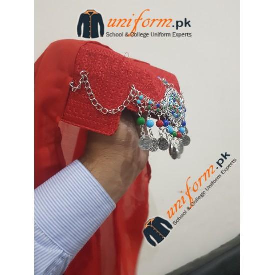 Halima Sultan Cap Online Shopping In Pakistan Traditional Turkish Ertugrul Haleema Cap Halima Sultan Matha Patti With Cap
