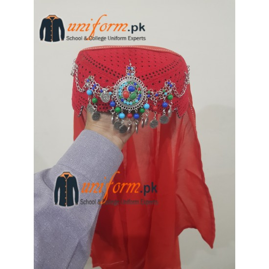 Halima Sultan Cap Online Shopping In Pakistan Traditional Turkish Ertugrul Haleema Cap Halima Sultan Matha Patti With Cap