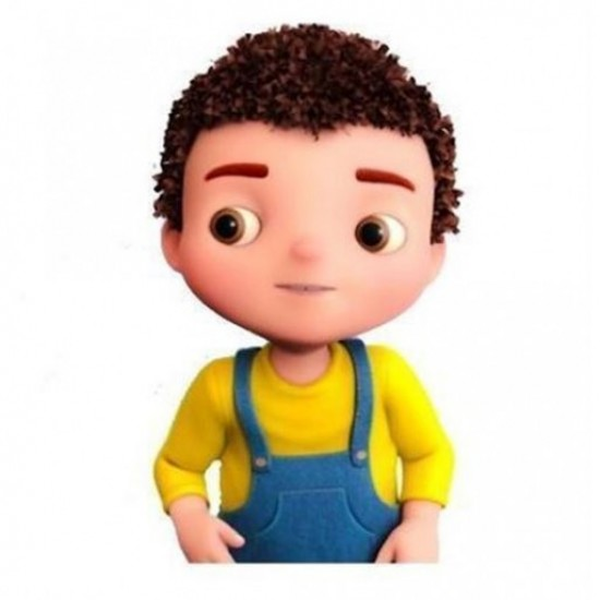 Jan Cartoon Costume For Kids In Best Quality