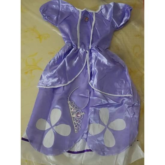 Sofia Dress Baby Girl Costume Buy Online In Pakistan