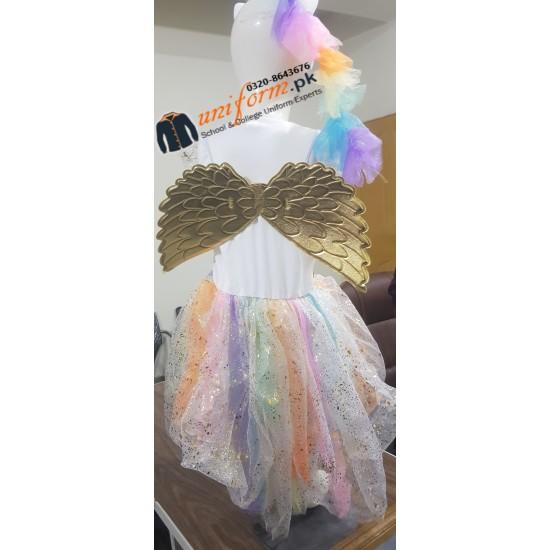 Unicorn Costume In Pakistan For Girls Buy Online Halloween Unicorn Costume Unicorn Frocks In Pakistan