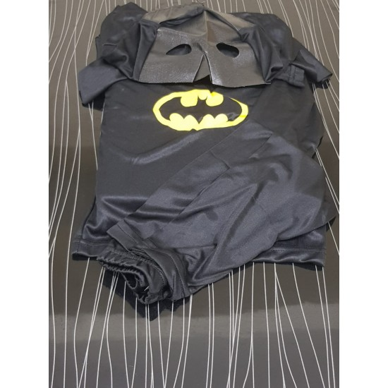 Bat Man Kids Costume For Boys