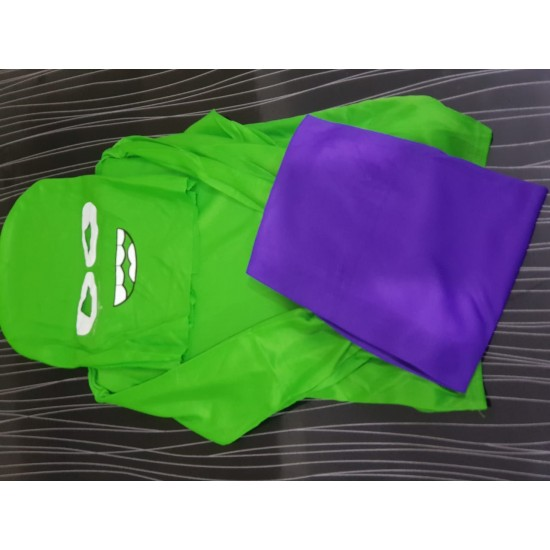 Hulk Avengers Superhero Halloween Costume For Kids