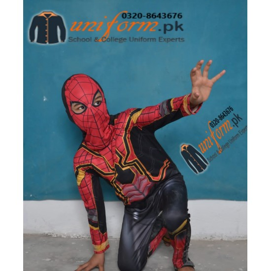 Spiderman Muscle Costume With Mask Buy Online In Pakistan