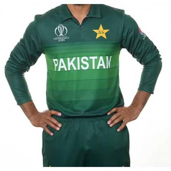 Pak Cricket Team Boys Costume For School