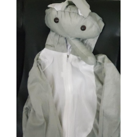 Elephant Costume For Kid Buy Online In Pakistan Animal Jumpsuit Costume For Kids