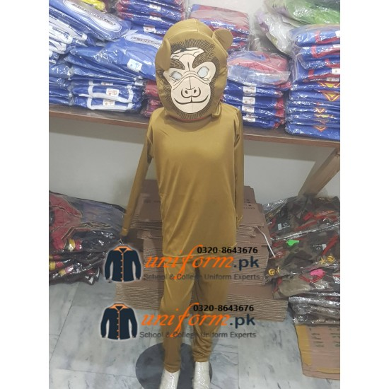 Monkey Costume For Kids Buy Online In Pakistan