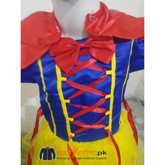 Snow White Costume For Kids Girls In Pakistan Buy Online Snow White Dress