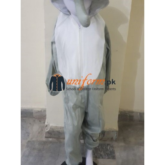 Elephant Costume For Kid Buy Online In Pakistan Animal Jumpsuit Costume For Kids Animal Dress For School Play