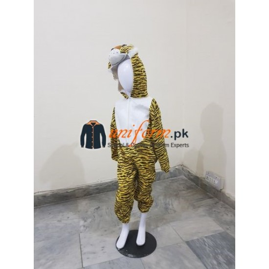 Tiger Costume For Kids Girl Boy Buy Online Costume In Pakistan