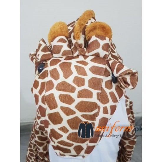 Giraffe Costume For Kids Buy Online In Pakistan Giraffe Complete Dress