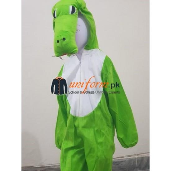 Crocodile Costume For Child Kids Buy Online In Pakistan Crocodile Dress For School Plays