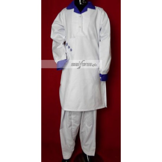 Beaconhouse School System Girls Full Suit