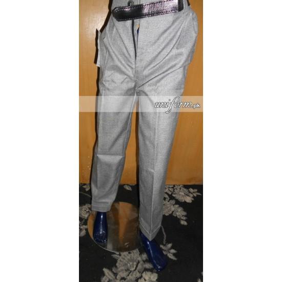 Boys Light Grey Pant