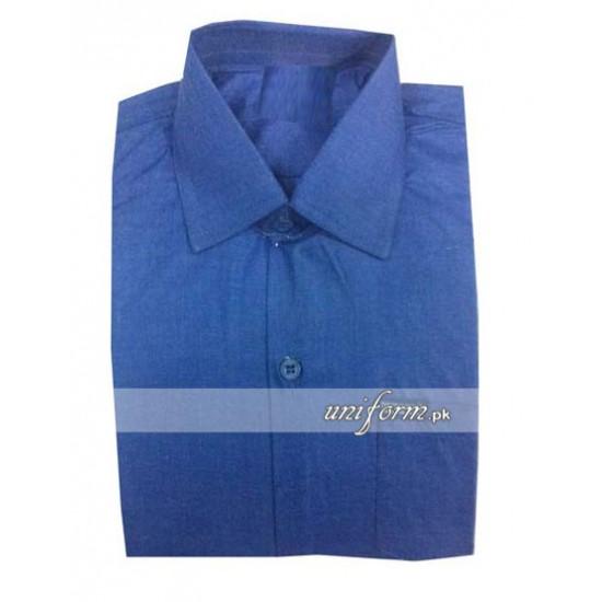 Educators School Boys Full Sleeves Shirt