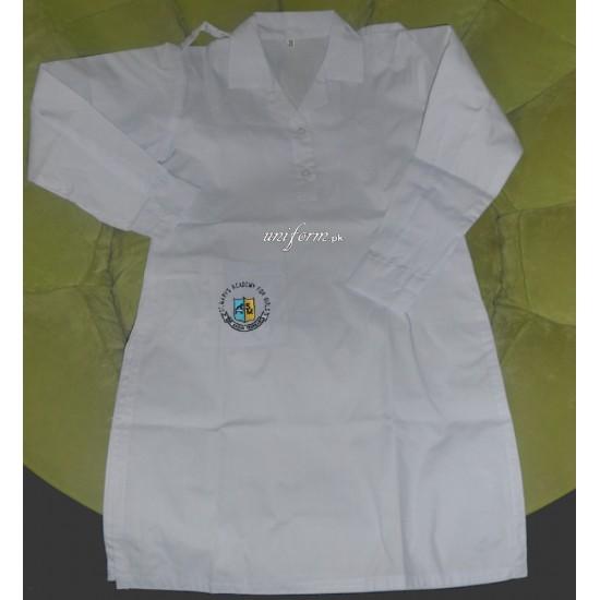 St Mary Girls White Full Sleeves Shirt