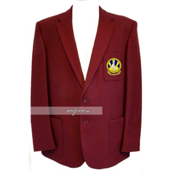 City School System Blazer