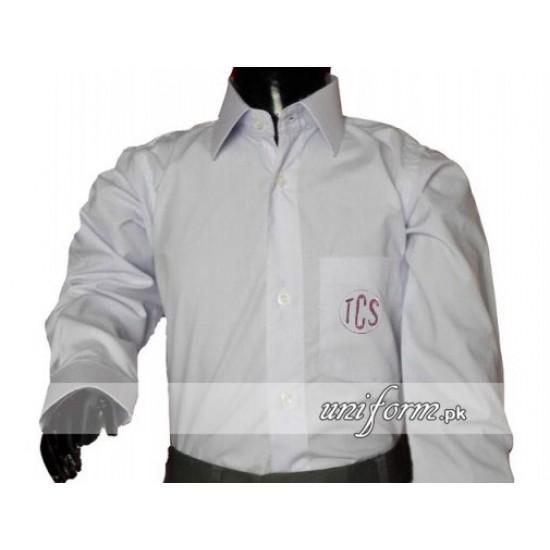 The City School Boys Full Sleeves Shirt